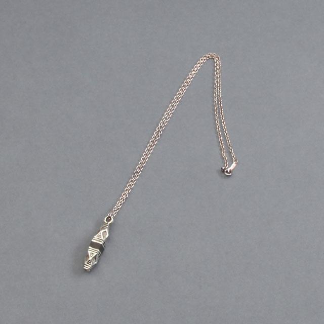 Touareg Silver necklaece 01