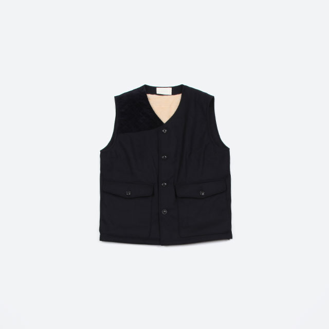 cantate Fishing Vest NAVY [19AWCA0171]