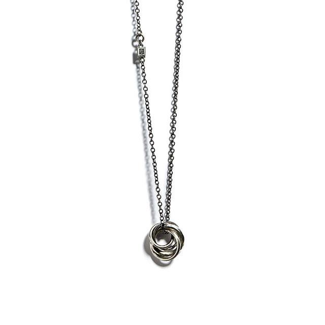 werkstatt münchen Necklace Four Rings [M3731]