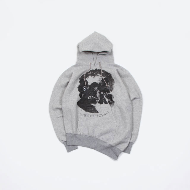 TODAY edition SIMULATIONISM PULL PARKA [19AW-01]
