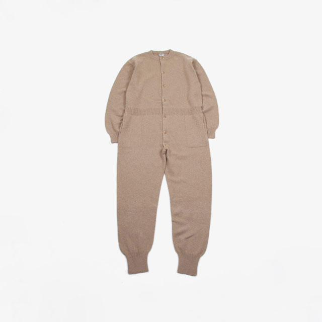 HOMELESS TAILOR ALL-IN-ONE BEIGE [HT-006]