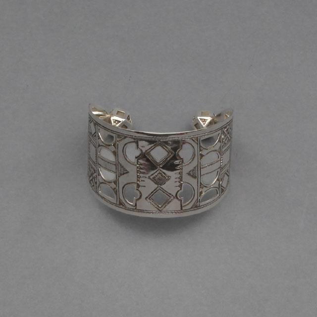 Touareg Silver bangle