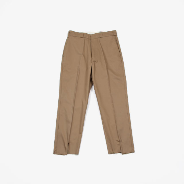 blurhms High Count Twill Central Slit Pants [BHS-20SS016]