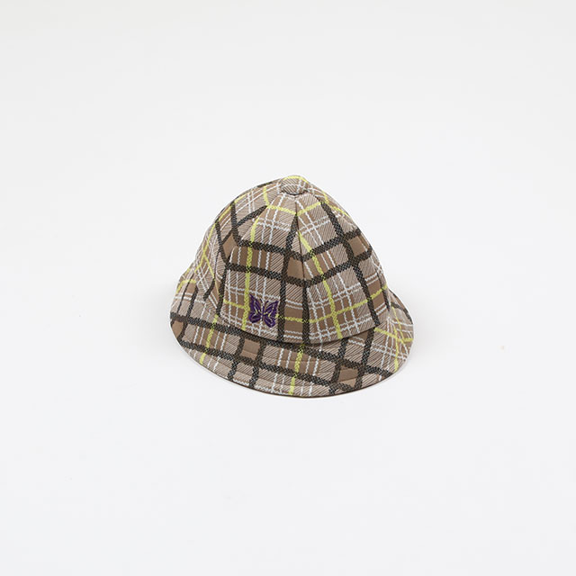 Needles Bermuda Hat – Poly Jacquard [GL047]