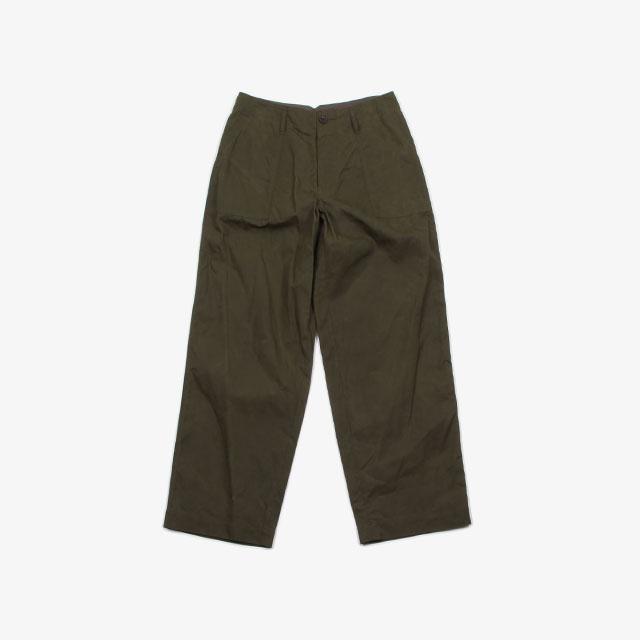 kolor BEACON COATED COTTON UTILITY PANT [20SBM-P02136]