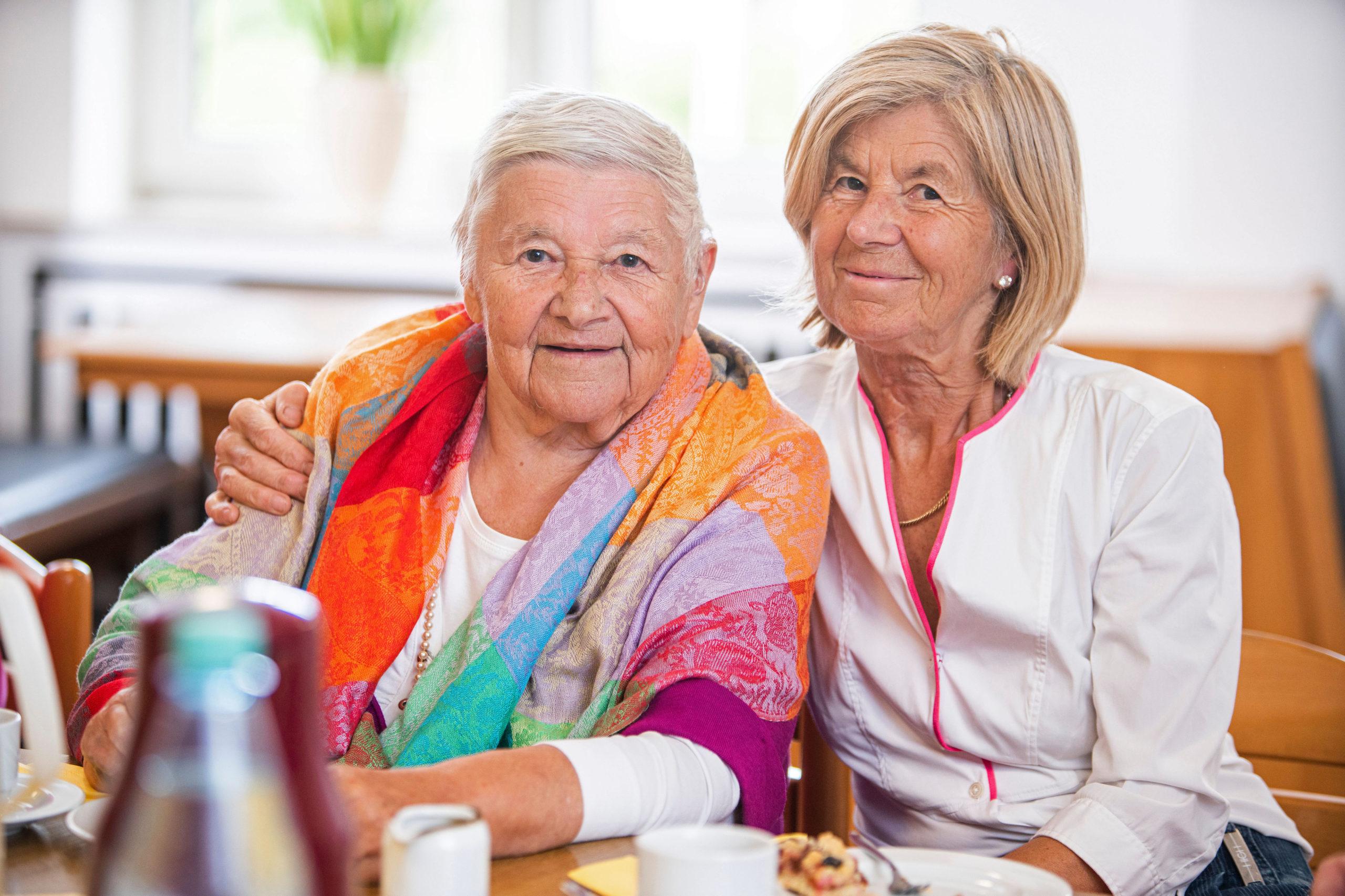 Einrichtung zur Unterstützung bei Demenz