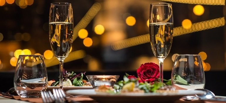 Valentines Day Dinner Cruise Romantic Night