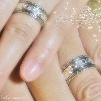 カスタムオーダーのマリッジリング(結婚指輪)