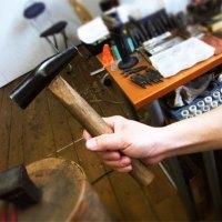 工房の道具 金槌その1