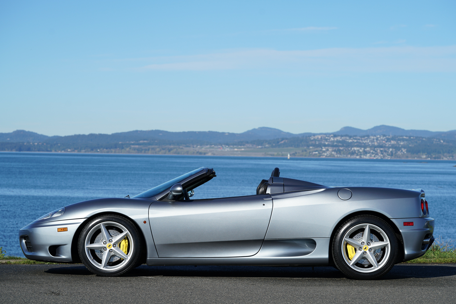hight resolution of  2002 ferrari 360 spider 6 speed manual for sale