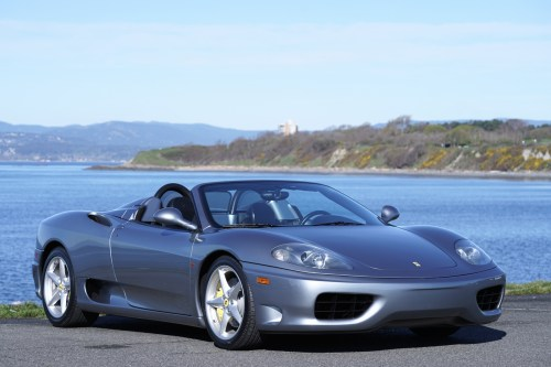 small resolution of 2002 ferrari 360 spider 6 speed manual for sale