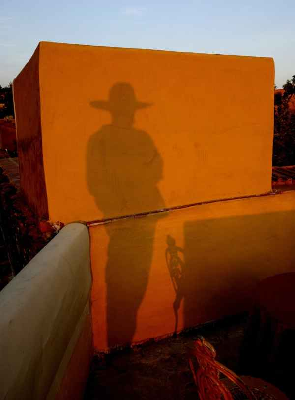 yellow and brown cardboard box
