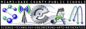 MDCPS STEAM animated logo