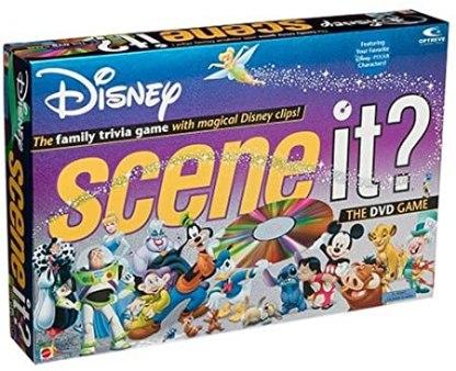 Disney Scene it? Board Game