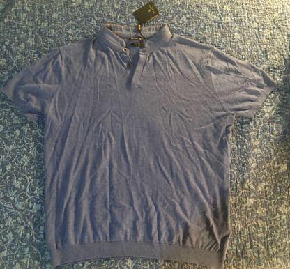 Mossimo Dutti Shirt Blue