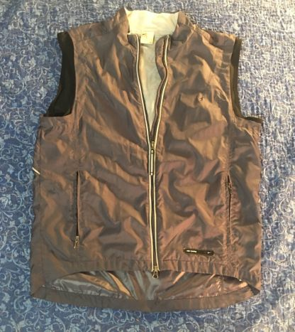 Nike Gray Lightweight Running Vest