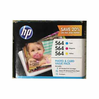 HP-564 Ink Cartridge Set