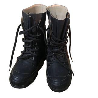 Marshmallow Airman's Boots