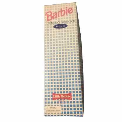 Barbie Little Debbie Collectors Series II Box