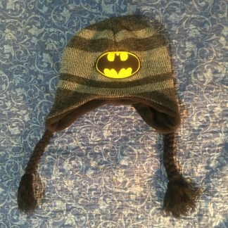 Batman Winter Hat