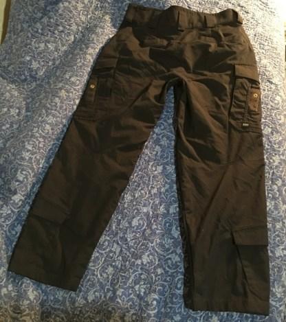 5.11 tactical cargo pants back