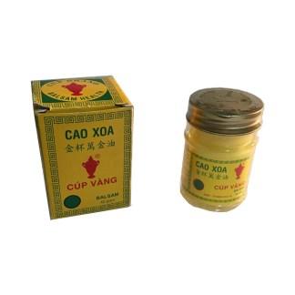 Cao Xoa Cup Vang Balsam Balm