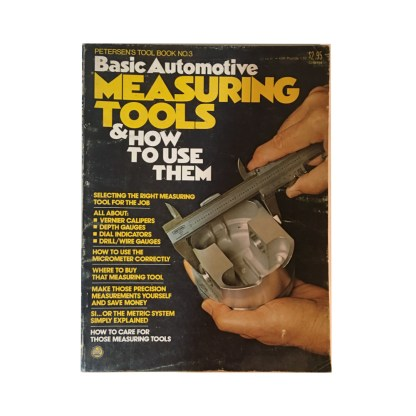 Basic Automotive Measuring Tools and How to Use Them