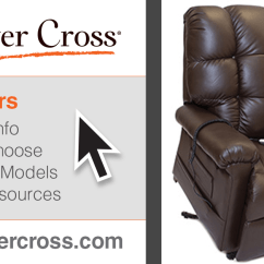 Heavy Duty Lift Chair Canada Target Leather Chairs Tips And Resources Silver Cross