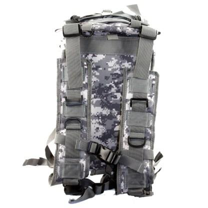 Digital Camo Large Concealment Backpack