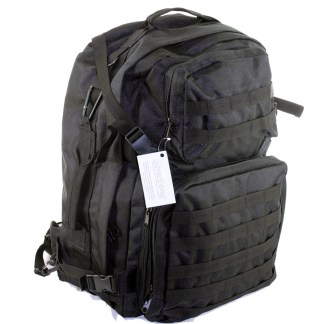 Black Large Concealment Backpack