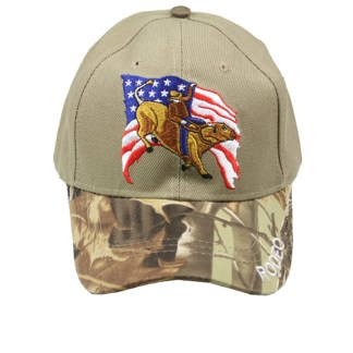 Silver Fever® Classic Baseball Hat 100% Adjustable Unisex Trucker Cap - Made to Last  Cowboy Rodeo
