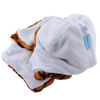 Silver Fever® Plush Soft Animal Beanie Ski Hat Polar Bear