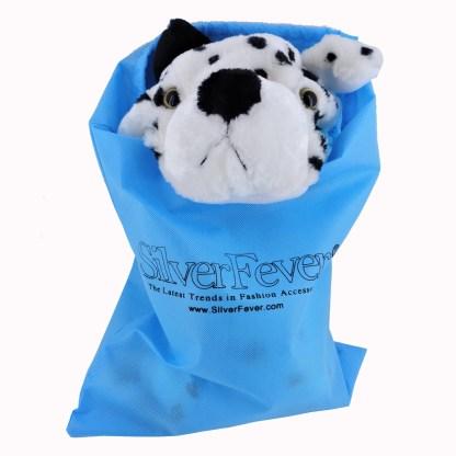 Silver Fever® Plush Soft Animal Beanie Ski Hat Leo