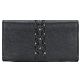 TrueLu American West Wallet, Emily  Black