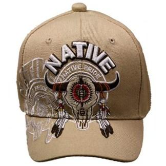 Silver Fever® Classic Baseball Hat 100% Adjustable Unisex Trucker Cap - Made to Last -- Buffalo Dream Catcher