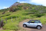 at the trailhead. Its just before the gallery