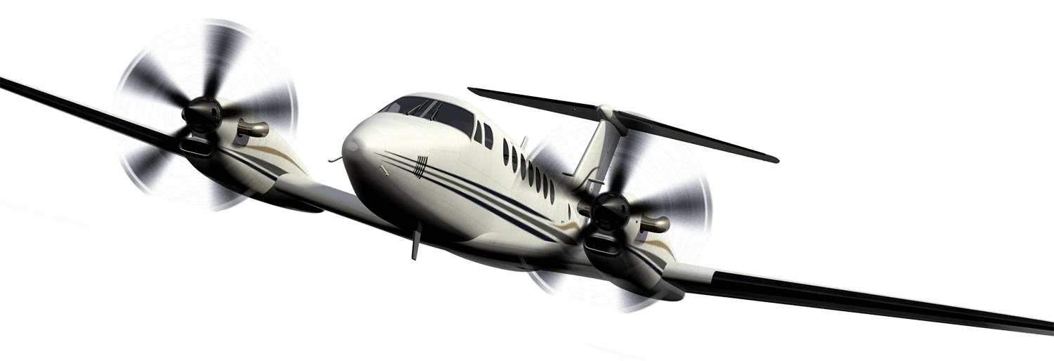 Transform Your King Air 300/350 Into A Rocket Ship