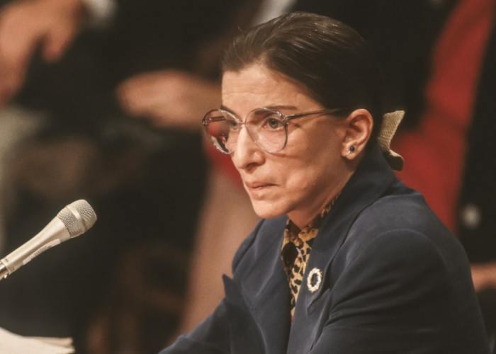 Ruth Bader Ginsburg Immigration