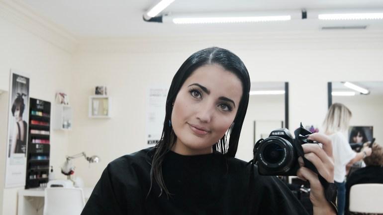 Cuidado del cabello: Tratamiento de Keratina + Especial pelo gris