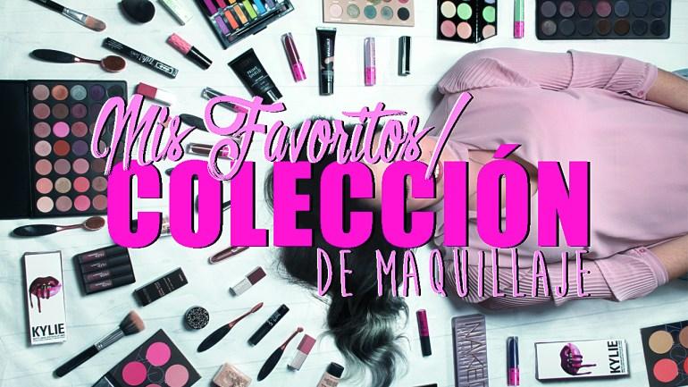 Mis favoritos/colección de Maquillaje