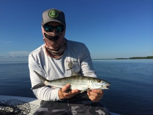 Miami bonefish fishing guide