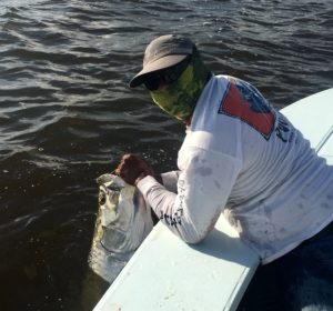 Everglades fishing report