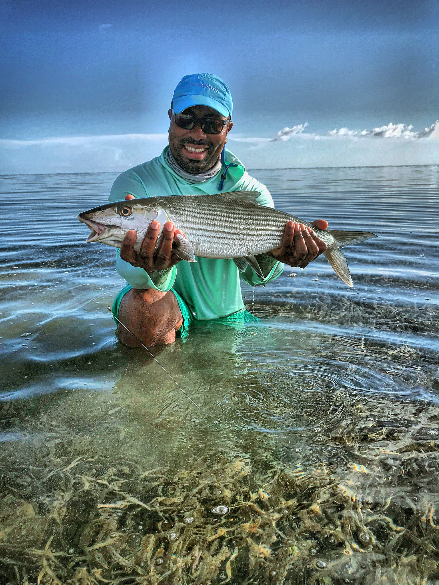 Florida Keys bonefishing