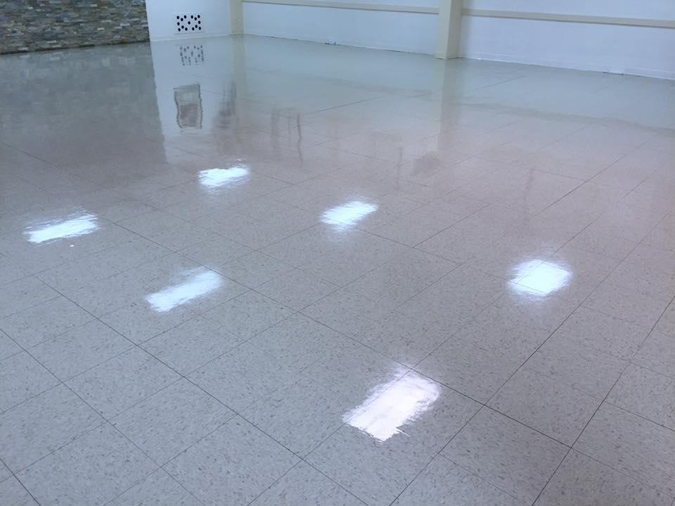 silver knights floor restoration las