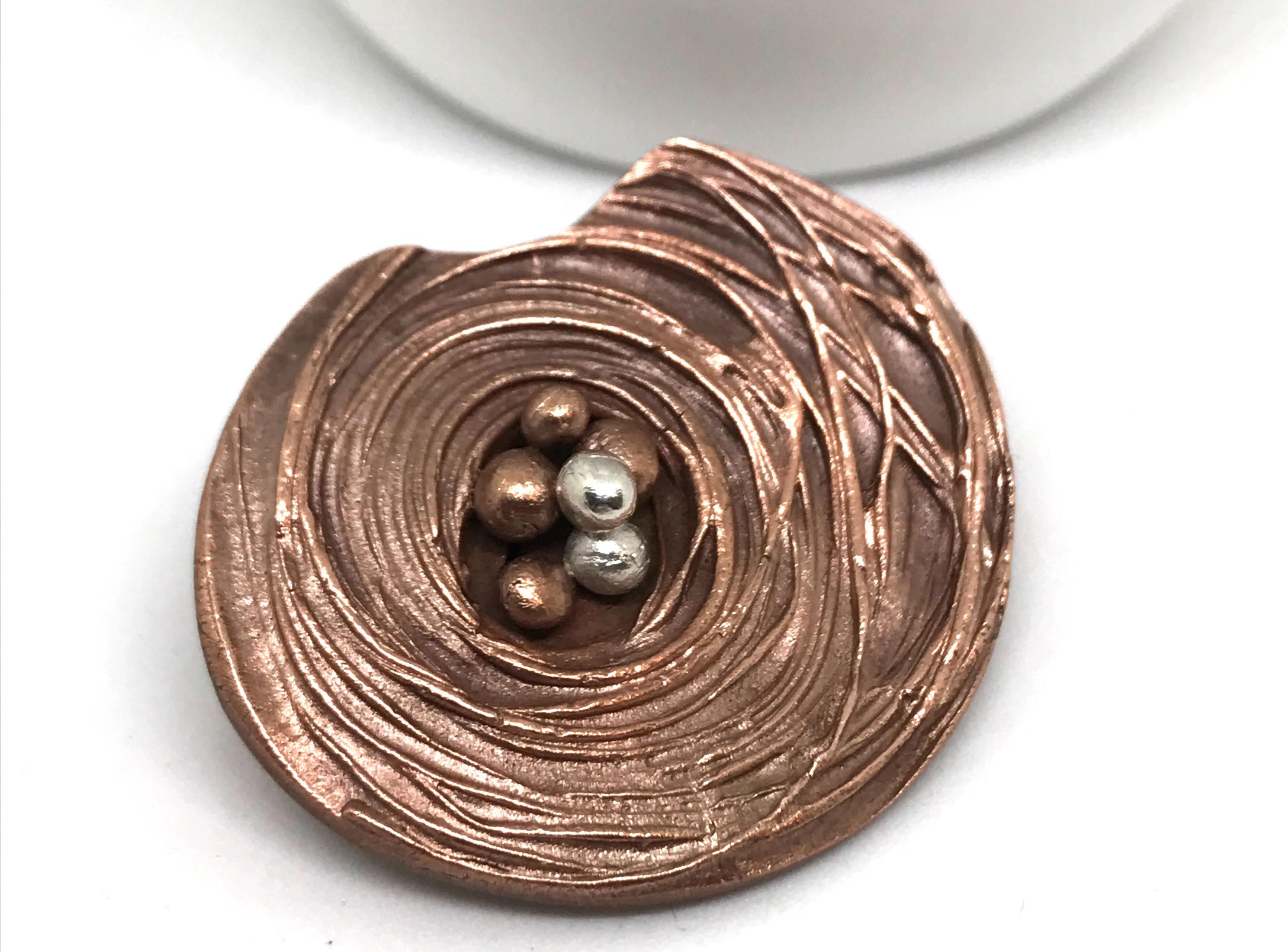 copper nest