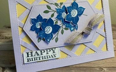 Everyone loves getting a birthday card!
