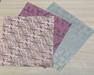 Love You Always Foil Designer Series Paper