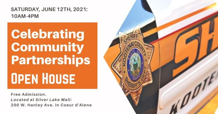 Celebrating Community Partnerships Open House: June 12, 2021 from 10am-4pm. Free admission. Located at Silver Lake Mall.