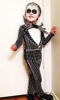 Jack Skellington Costume DIY in 5 Easy Steps