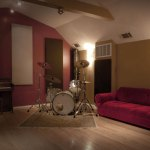 An experienced recording studio